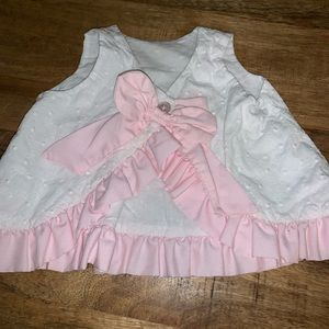 Ruffle butts swing top and bloomers set